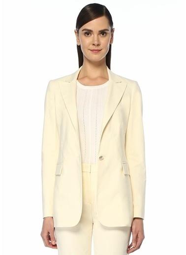 Beymen Collection Ceket Beyaz